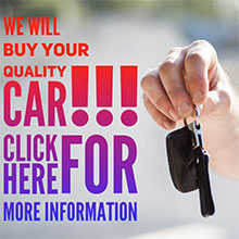 We will buy your quailty car